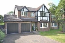 4 bedroom Detached home in Hartland Close...