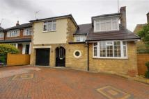Detached home in Claremont Road...