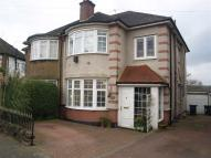 3 bed semi detached home to rent in Walfield Avenue...