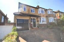 Hillside Gardens semi detached house to rent