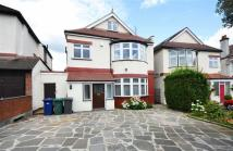 5 bed Detached house in Chandos Avenue...