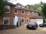 Detached home in Grange Avenue, Totteridge