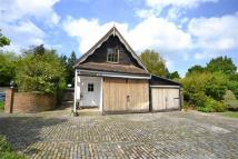 Totteridge Common Cottage to rent