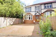 Longmore Avenue semi detached property to rent