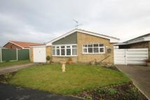 2 bedroom Detached Bungalow for sale in Grovehill Road, Filey...