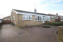 Semi-Detached Bungalow in Oak Close, Filey...