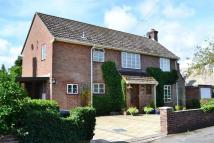 Detached home in Spencer Road, Newbury...
