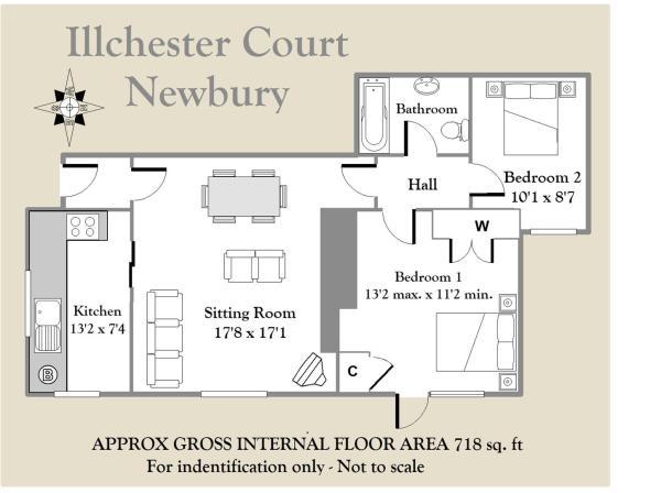 6 Illchester Court..