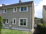 3 bedroom semi detached house to rent in 22 Heol Dewi, St David's