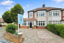 semi detached home for sale in Winchmore Hill