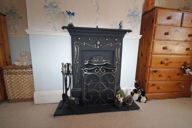 FIREPLACE IN F...