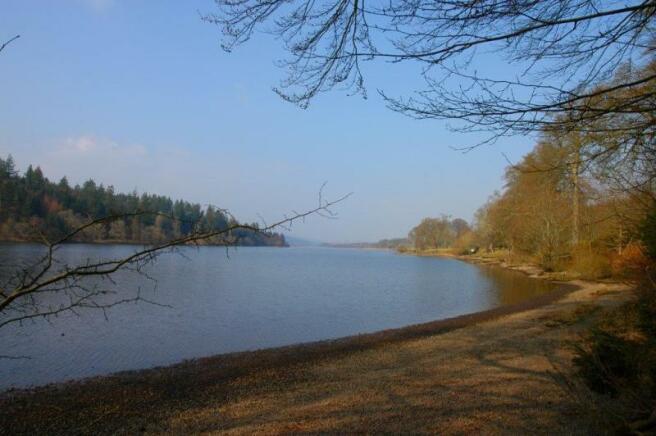 Nearby Loch Ken