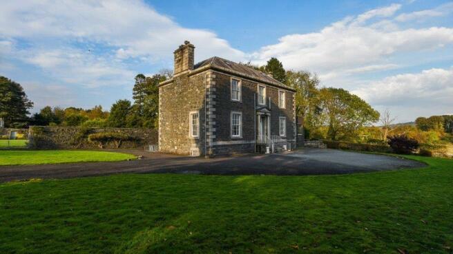 Corvisel House