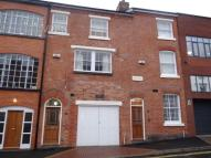 Town House in Warstone Parade East...