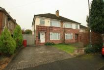 3 bed semi detached property to rent in SPACIOUS FAMILY HOME