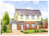 3 bed new house for sale in Lavender Crescent...