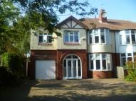 semi detached property in View Road, Rainhill...