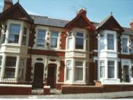Lisvane Street Terraced house to rent