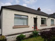Detached Bungalow in Queen Street, Alva, FK12