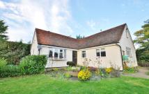 Detached Bungalow to rent in Drury Lane...