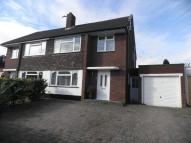 3 bed semi detached house in Trinity Road...