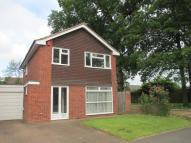Detached house to rent in Milverton Close, Walmley...