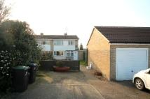 semi detached home for sale in Pound Close, Burwell...