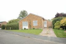 3 bed Detached Bungalow in TUNBRIDGE CLOSE, Burwell...