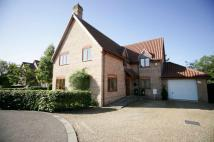 4 bed Detached property in COPPERFIELD WAY, Burwell...