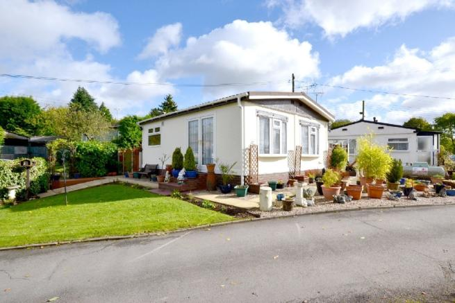 2 Bedroom Park Home For Sale In Waterside Orchard Bittell Farm