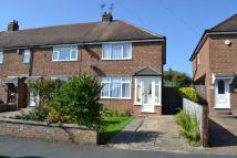 2 bed End of Terrace home in George Road, Alvechurch...