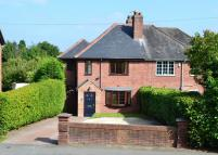 semi detached home for sale in Swan Street, Alvechurch...