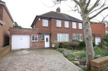 3 bedroom semi detached home for sale in Tolmers Road, Cuffley...