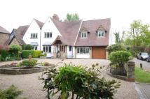 4 bed semi detached property in Tolmers Road, Cuffley...
