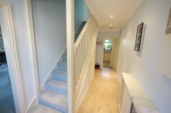 Reception Hallway:-