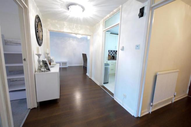 Inner Hallway:-