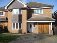 Detached home in Shervington Grove, Luton