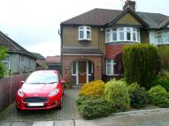 semi detached home for sale in Chalkwell Park Avenue...