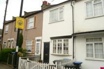 2 bed Terraced house in Batley Road, Enfield, EN2