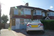 semi detached home in Willow Road, Enfield, EN1
