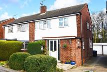 semi detached house in Monks Road, Enfield