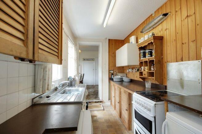 Kitchen-dining...