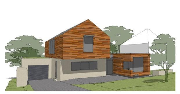 Proposed view of property