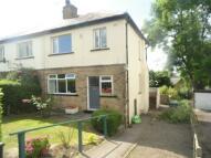 3 bedroom semi detached property in Moorhead Crescent...