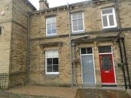 Terraced property in Victoria Road, Saltaire