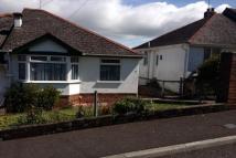 Bungalow to rent in Berry Road, Paignton