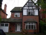6 bed Detached property to rent in St. Bernards Road...