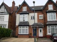 Studio flat in Arden Road, Acocks Green...