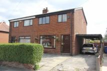 semi detached home in Heatley Road, Milnrow...