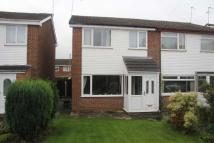 semi detached home in Hanging Lees Close...